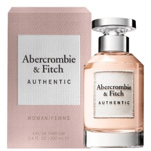 Authentic Eau de Parfum Abercrombie & Fitch 100ml - Perfume Feminino