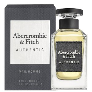 Authentic Eau de Toilette Abercrombie & Fitch 100ml - Perfume Masculino