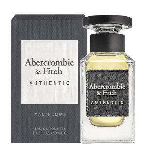 Authentic Eau de Toilette Abercrombie & Fitch 50ml - Perfume Masculino