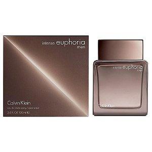 Intense Euphoria Men Eau de Toilette Calvin Klein 100ml - Perfume Masculino