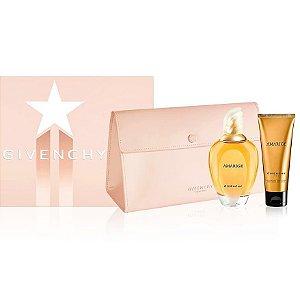 Kit Amarige Givenchy Eau de Toilette 100ml + Body Lotion 75ml + Nécessaire - Feminino
