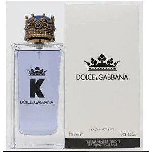 Sem Caixa King Eau de Toilette Dolce & Gabbana 100ml - Perfume Masculino