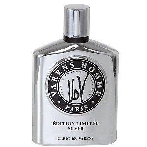 Tester Varens Homme Silver EDT Ulric de Varens 100ml - Perfume Masculino