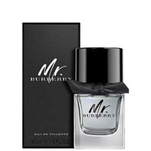 Mr. Burberry Eau de Toilette Burberry 50ml - Perfume Masculino