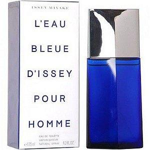 L'Eau Bleue D'Issey Pour Homme Eau De Toilette Issey Miyake 125ml - Perfume Masculino