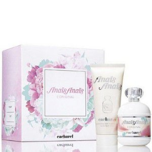 Kit Anais Anais L'original Eau de Toilette Cacharel 50ml + Body Lotion 50ml - Feminino