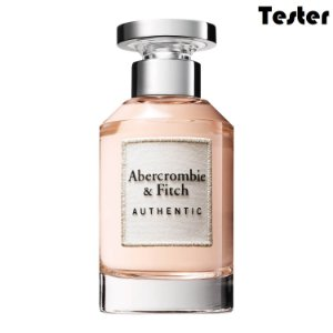 Tester Authentic Eau de Parfum Abercrombie & Fitch 100ml - Perfume Feminino