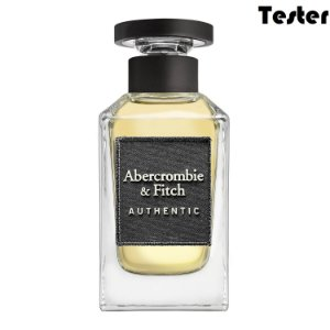 Tester Authentic Eau de Toilette Abercrombie & Fitch 100ml - Perfume Masculino