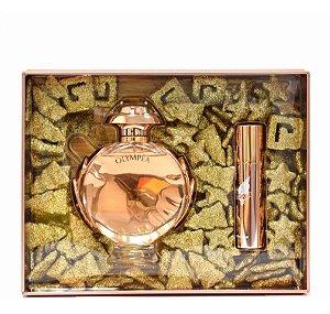 Kit Olympéa Eau de Parfum 80ml + Eau de Parfum para viagem 10ml - Feminino