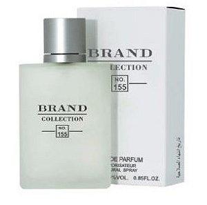 Nº 155 Aqua Go Eau de Parfum Brand Collection 25ml - Perfume Masculino