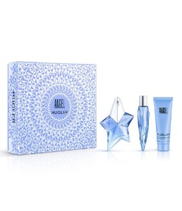 Kit Angel Thierry Mugler Eau de Parfum 25ml + Body Lotion 50ml + Eau de Parfum 10ml - Feminino