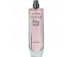 Tester My Delicate Eau de Parfum La Rive 90ml - Perfume Feminino
