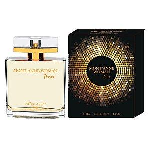 Mont'Anne Woman Privé Eau de Parfum 100ml - Perfume Feminino