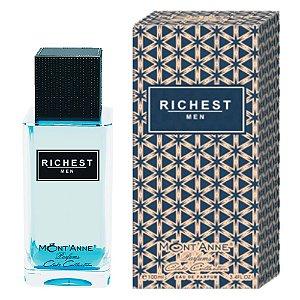 Richest Men Eau de Parfum Mont'anne 100ml - Perfume Masculino