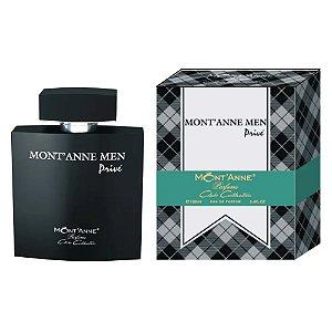 Mont'Anne Men Privé Eau de Parfum 100ml - Perfume Masculino