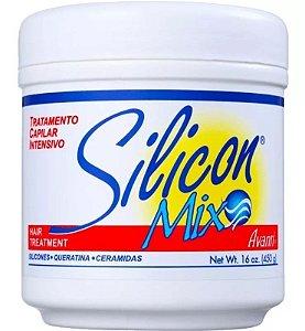 Silicon Mix Tratamento Capilar Intensivo 450g - Máscara Capilar