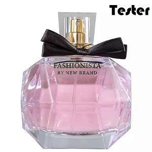 Tester Prestige Fashionista Eau de Parfum New Brand 100ml - Perfume Feminino