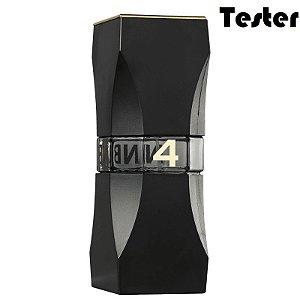 Tester 4 Women Eau de Parfum New Brand 100ml - Perfume Feminino