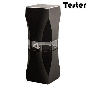 Tester 4 Men Eau de Toilette New Brand 100ml - Perfume Masculino