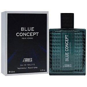 Blue Concept Eau de Toilette Iscents 100ml - Perfume Masculino