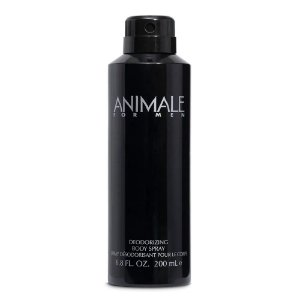 Desodorante Body Spray Animale For Men 200ml - Masculino