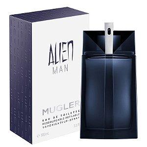 Alien Man Eau de Toilette Mugler 100ml - Perfume Masculino