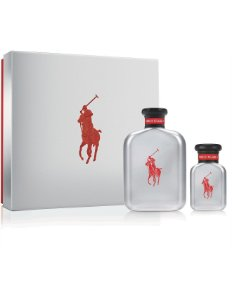 Kit Polo Red Rush Ralph Lauren Eau de Toilette 125ml + 40ml - Masculino