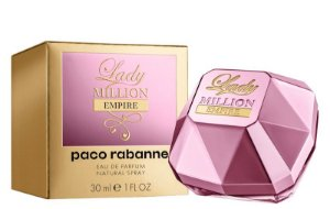 Lady Million Empire Eau de Parfum Paco Rabanne 30ml - Perfume Feminino