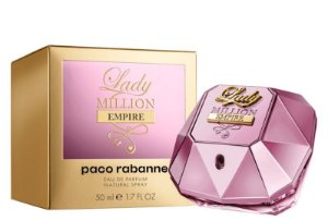 Lady Million Empire Eau de Parfum Paco Rabanne 80ml - Perfume Feminino
