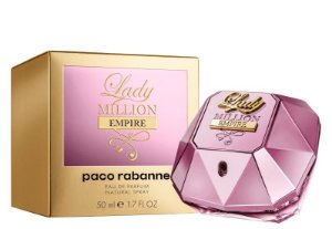 Lady Million Empire Eau de Parfum Paco Rabanne 50ml - Perfume Feminino