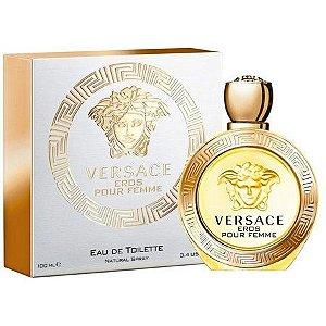 Versace Eros Pour Femme Eau de Toilette 100ml - Perfume Feminino