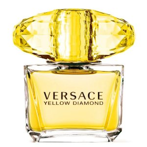 Tester Yellow Diamond Eau de Toilette Versace 90ml - Perfume Feminino