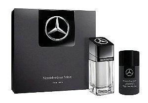 Kit Mercedes-Benz Select Eau de Toilette 100ml + Desodorante Stick 75g - Masculino