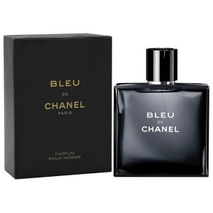 Bleu de Chanel Parfum Pour Homme 100ml - Perfume Masculino