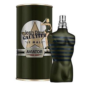 Le Male Aviator Eau de Toilette Jean Paul Gaultier 125ml - Perfume Masculino