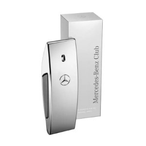 Mercedes-Benz Club Eau de Toilette 50ml - Perfume Masculino