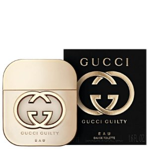 EAU Gucci Guilty Eau De Toilette 50ml - Perfume Feminino