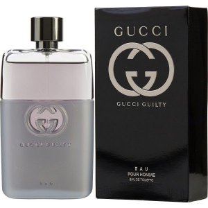 EAU Gucci Guilty Eau De Toilette 90ml - Perfume Masculino