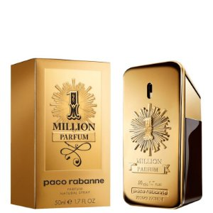1 Million Parfum Paco Rabanne 50ml - Perfume Masculino
