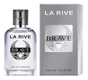 Brave Eau de Toilette La Rive 30ml - Perfume Masculino