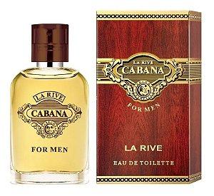 Cabana Eau de Toilette La Rive 30ml - Perfume Masculino