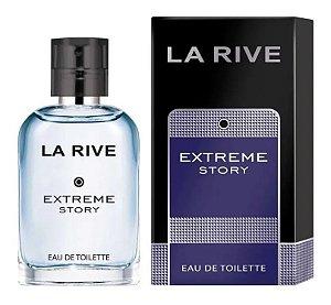 Extreme Story Eau De Toilette La Rive 30ml - Perfume Masculino