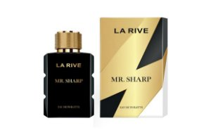 Mr. Sharp Eau De Toilette La Rive 100ml - Perfume Masculino