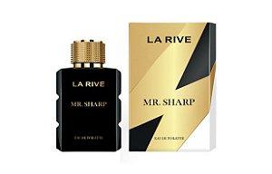 Mr. Sharp Eau De Toilette La Rive 100ml - Perfume Masculino