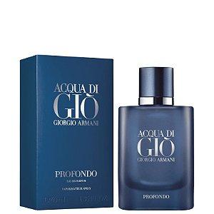 Acqua di Giò Profondo Eau de Parfum Giorgio Armani 40ml - Perfume Masculino