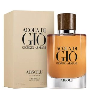 Acqua di Giò Absolu Eau de Parfum Giorgio Armani 75ml - Perfume Masculino