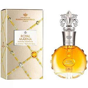 Royal Marina Diamond Eau de Parfum Marina de Bourbon 30ml - Perfume Feminino