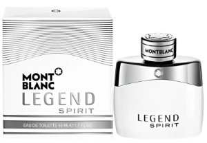 Legend Spirit Eau de Toilette Montblanc 50ml - Perfume Masculino