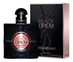 Black Opium Yves Saint Laurent Eau de Parfum 30ml - Perfume Feminino