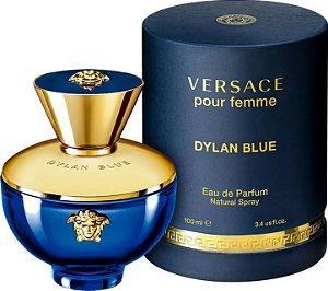 Dylan Blue Eau de Parfum Versace 100ml - Perfume Feminino